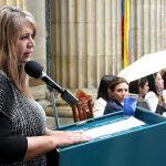 Olga Suárez Mira (Partido Conservador).