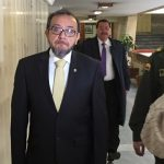 Magistrado Luis Ernesto Vargas