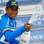 Nairo Quintana del Movistar Team quedó campeón de la Tirreno-Adriático