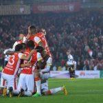 Santa fe en la Copa
