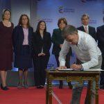 Firma del Decreto que garantiza transparencia en elección de magistrados de la Corte Constitucional