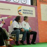 Un día muy importante para la excelencia de la educación. Foto: Efraín Herrera - SIG