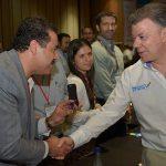 El Presidente Santos resaltó que su administración ha sido con las regiones y para las regiones