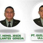Policias Asesinados en Cucuta