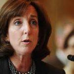 subsecretaria de Estado de los Estados Unidos (EE UU) para Latinoamérica, Roberta Jacobson