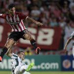 Nacional derroto a River Plate