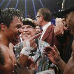 Floyd Mayweather y Manny Pacquiao