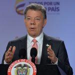 Presidente Santos confirmó que facilitó encuentro de máximos cabecillas de las Farc y el Eln