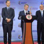 Presidente Santos anunció que la Canciller María Ángela Holguín y el empresario Gonzalo Restrepo reforzarán el equipo negociador del Gobierno en La Habana