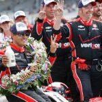 Montoya ganó por segunda vez las 500 Millas de Indianápolis5