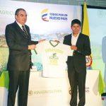 Nairo Quintana, Embajador del Agro Colombiano