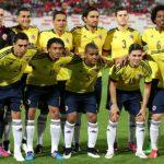 Once inicial de la Selección de Colombia que enfrentó a Qatar.