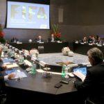 sesión del comité ejecutivo de la Fifa