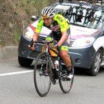 Wilson Cardona en el descenso