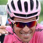 Alberto Contador se impuso como ganador del Giro de Italia