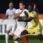 Colombia vs. Portugal. El equipo nacional cayó 1-3 contra Portugal. Enfrentará a Estados Unidos en la siguiente ronda.
