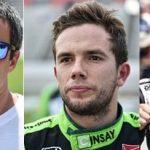 Tres colombianos en el Top Ten de la Firestone 600 de IndyCar