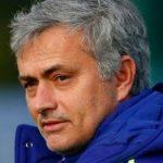 José Mourinho, entrenador del Chelsea.