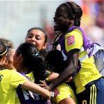 Jugadoras de la Selección Colombia13