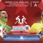 Mexico-Ecuador