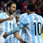 Argentina le gano a Jamaica