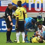 Edwin Valencia se perderá el resto de la Copa América