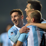 Argentina Humillo a Paraguay