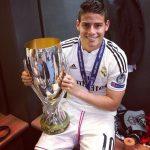 Primer triunfo con el Real Madrid