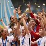 Estados Unidos Campeona mundial femenina