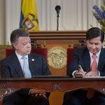 La Ley 'Rosa Elvira Cely' aumenta las penas para quienes cometan feminicidio, indicó el Jefe del Estado al sancionar dicha norma