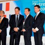 Francia-Colombia. Entrega Premio Etoile