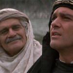 Omar Sharif y Antonio Banderas