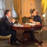 En entrevista con Claudia Gurisatti, directora de Noticias RCN, el presidente Juan Manuel Santos