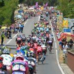 Tour de France 2015 - 16/07/2015 - 13ème Etape - Muret / Rodez - 198,5Km - Toujours emmené par les Team Giant-Alpecin, le peloton accuse un retard de 4'30''