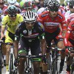 Parte la Vuelta a Colombia