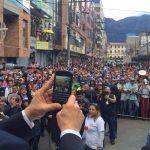 Como un ciudadano más, el expresidente Uribe participará en la marcha nacional 'Por un País con Dignidad'
