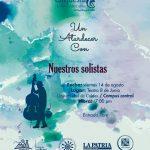 XIV Concierto de Temporada Formal de la Orquesta Sinfónica de Caldas.