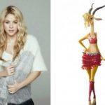 Shakira dará vida a una gacela