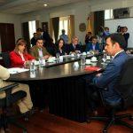 Alcalde se reunió con gobernador (e) de Cundinamarca