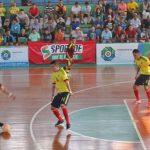 Selección Colombia de futsal se clasificó a semifinales en la Copa América. Foto: FCF