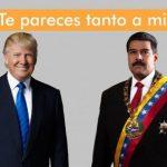Trump y maduro, dos villanos inspirados en las abominables criaturas teatrales del gran Shakespeare
