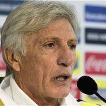 José Pékerman entrenador de la Selección Colombia280815