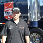Gabby Chaves Campeón de Novatos de la IndyCar 2015