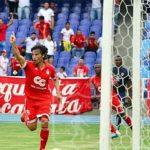 Con goles de Farías y Del Valle, el cuadro rojo llegó a 10 triunfos en el Torneo Águila y se ubica parcialmente cuarto en la clasificación.