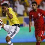 Gol de Bacca en Amistoso con Perú