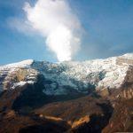 Durante la mañana de este domingo permaneció cerrado por caída de ceniza del volcán Nevado de Ruiz.