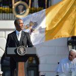 Papa Francisco en la Casa Blanca