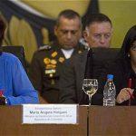 Varios ministros y autoridades de Colombia y Venezuela  se reunieron con el fin de normalizar relaciones