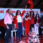 Liberales de Cundinamarca también ratificaron su respaldo a Nancy Patricia Gutiérrez