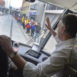 Inauguración del Tranvía de Ayacucho3